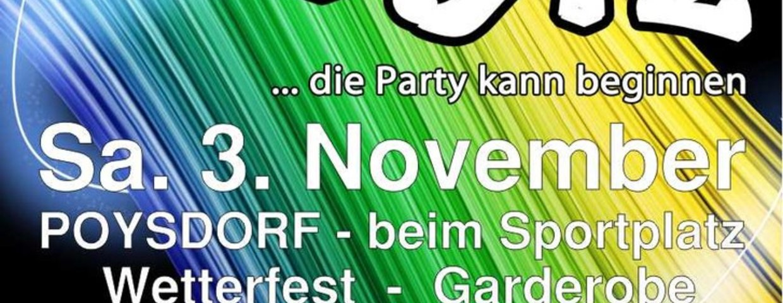 LET'Z FETZ 2018 . . . die Party kann beginnen