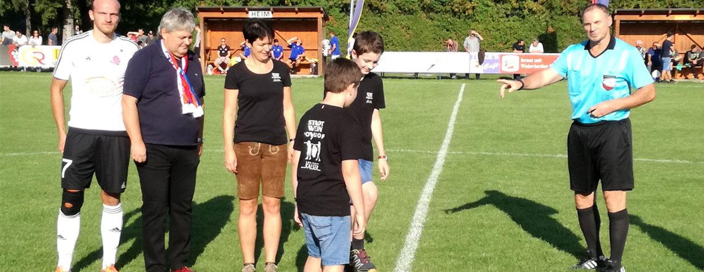 Winzerfest-Ballspende von den Stadtweinwinzern Kalser-Matzka!