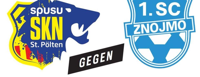 Benefiz Fußballspiel SKN St. Pölten gegen 1. SC Znojmo