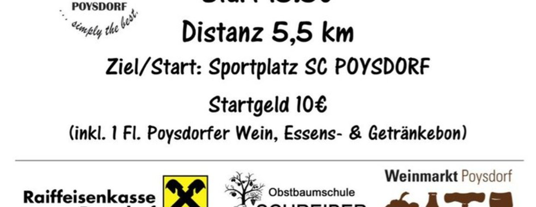 1. Poysdorfer Silvesterlauf