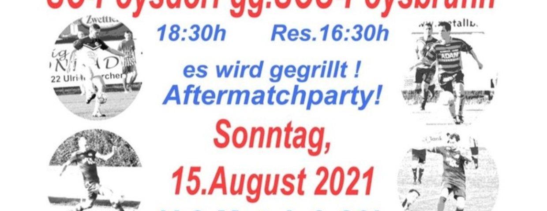 ⚽️ 60 Jahre Sportplatz Poysdorf❗️