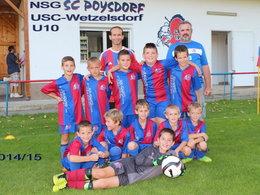 NSG Poysdorf-Wetzelsdorf U10 2014